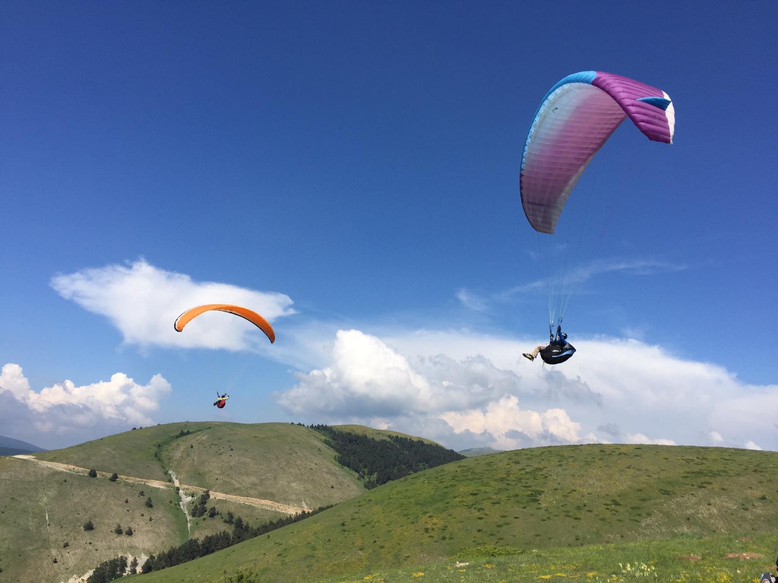 Bolu Abant Çepni Yaylası Kamplı Uçuş Etkinliğimiz