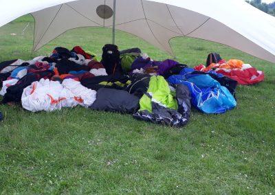 Kamp ve yamaçparaşütü uçuşu (22)