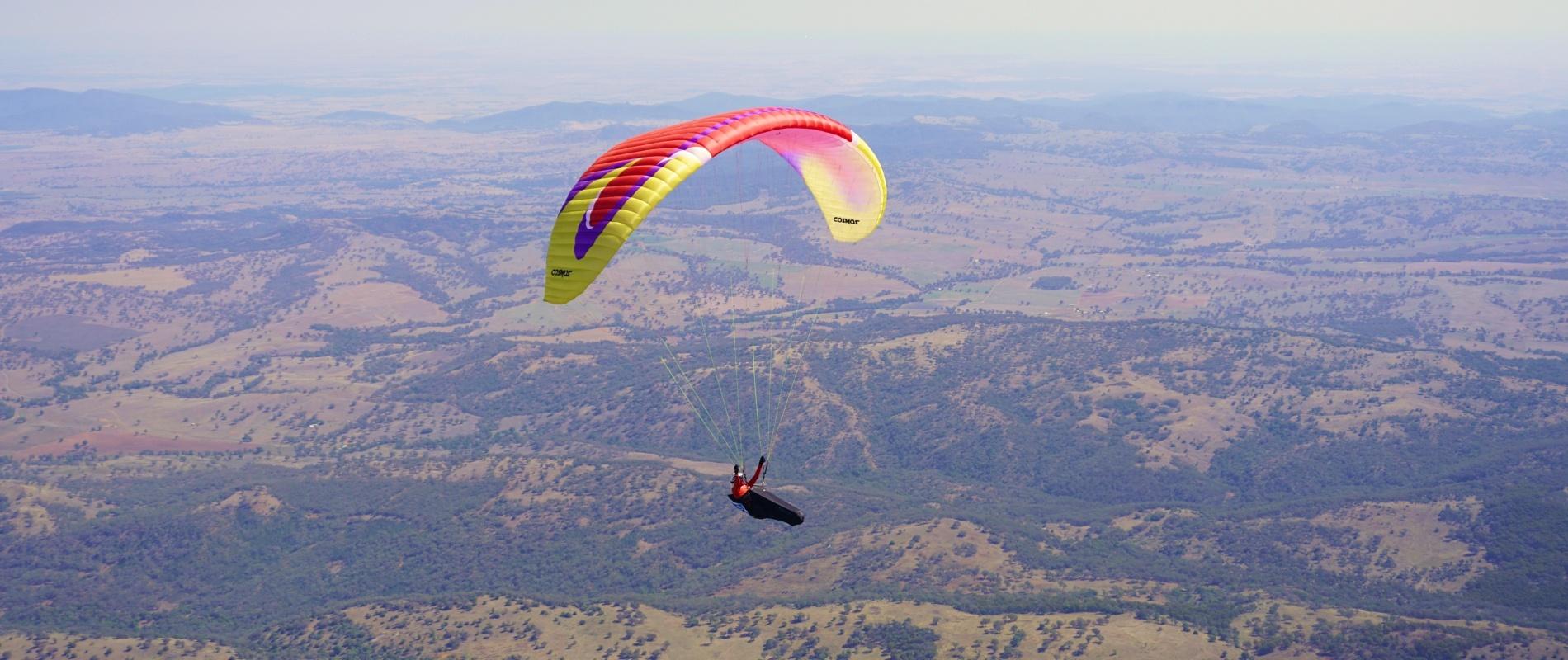 Yamaç Paraşütü P3 Orta Seviye Pilot Kursu